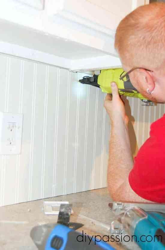 Install your own DIY Backsplash