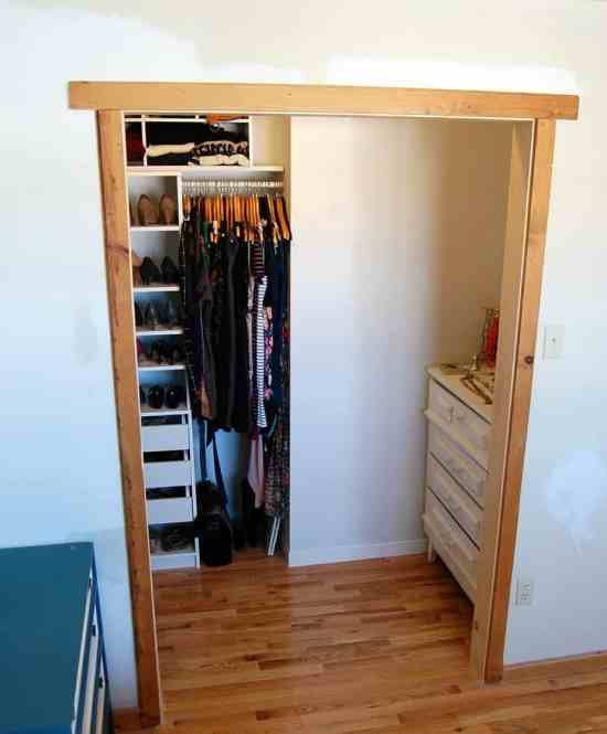 Master Closet Renovation 4