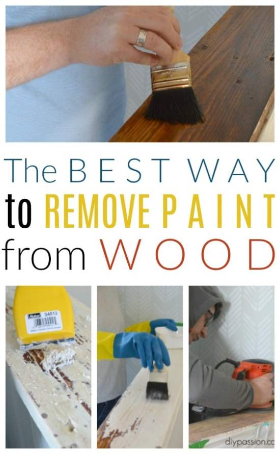 The Secret To Stripping Wood To Get The Reclaimed Look