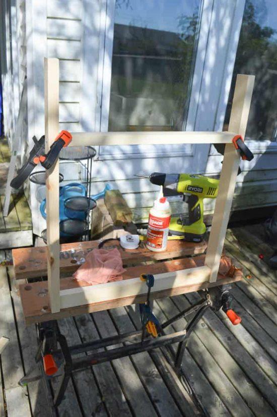Build a basic H-frame