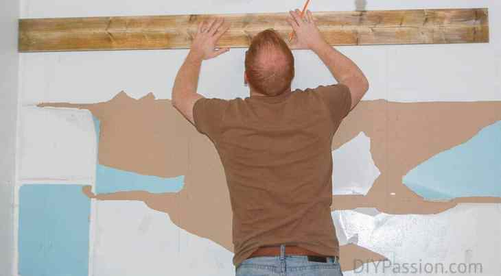 Find level and start with the best fence board