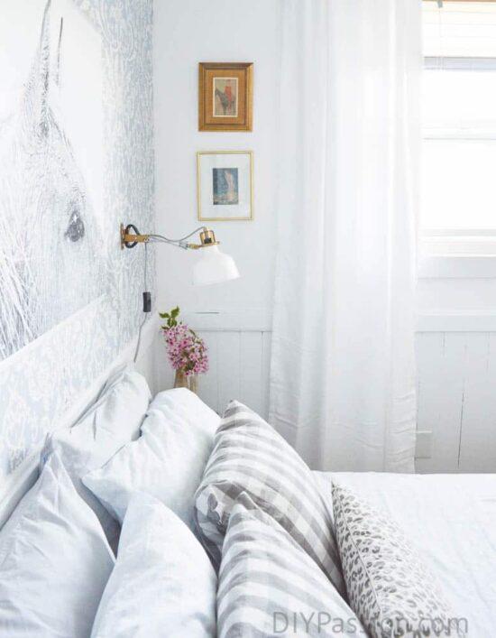 Modern French Coastal Bedroom