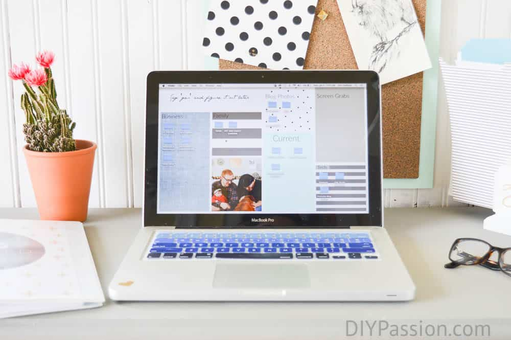 Repurpose Desk Top