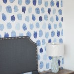 Adventures in Removable Renter-friendly Wallpaper | One Room Challenge Week 4