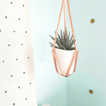 DIY Himmeli Style Plant Holder {Creative Team Post}