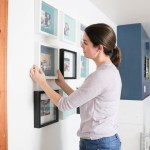 How to Hang an Instagram Photo Wall with IKEA Frames