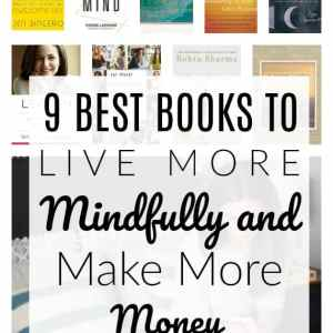 9 best books to help you overcome money blocks and live more mindfully