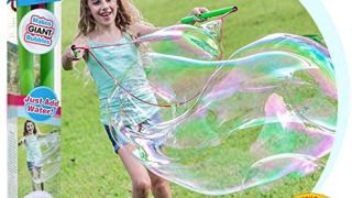 Giant Bubbles!