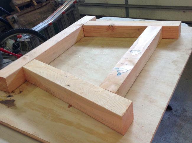 Plans Long Picnic Table