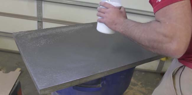 Easiest Way Remove Paint Concrete