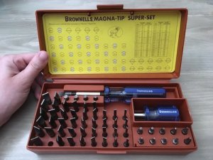 Brownell's Magna-Tip Super Set