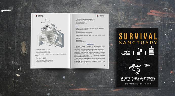 Survival Sanctuary Book