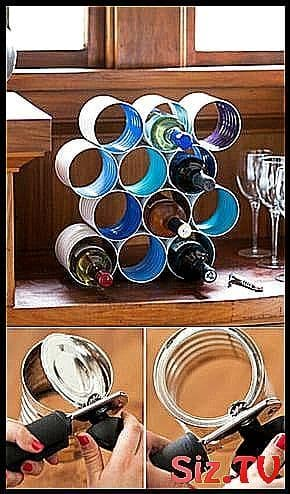 10 Diy Upcycle Household Items – Diy Home Decoration & Interior