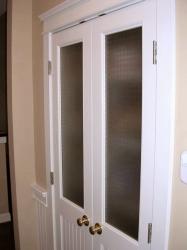 Glass Inserts For Custom Interior Doors