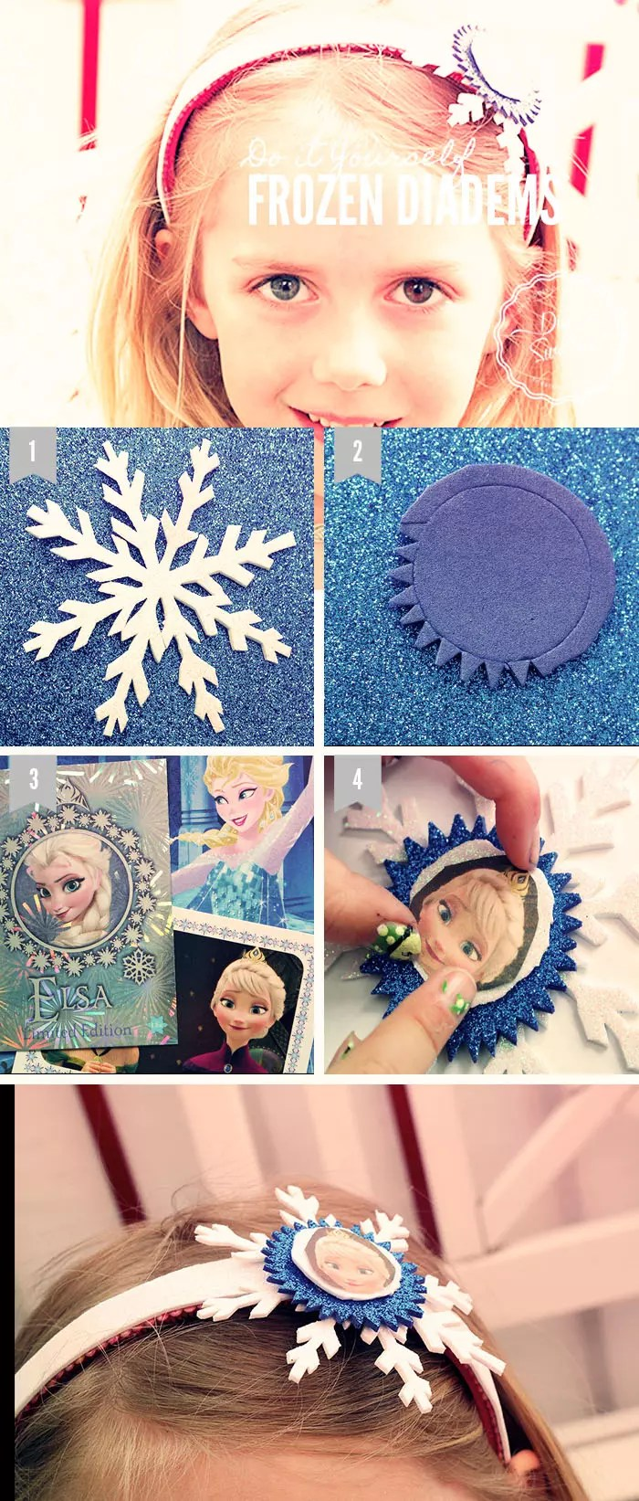 frozen accessories