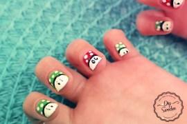 super mario naglar