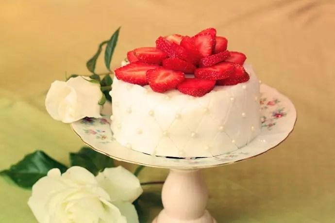 red velvet tårta