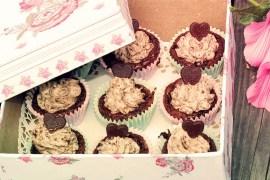 choklad cupcakes