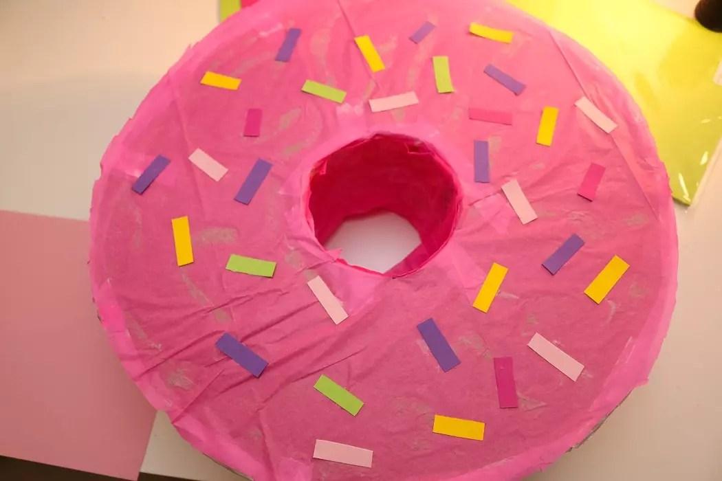 Donut pinjata