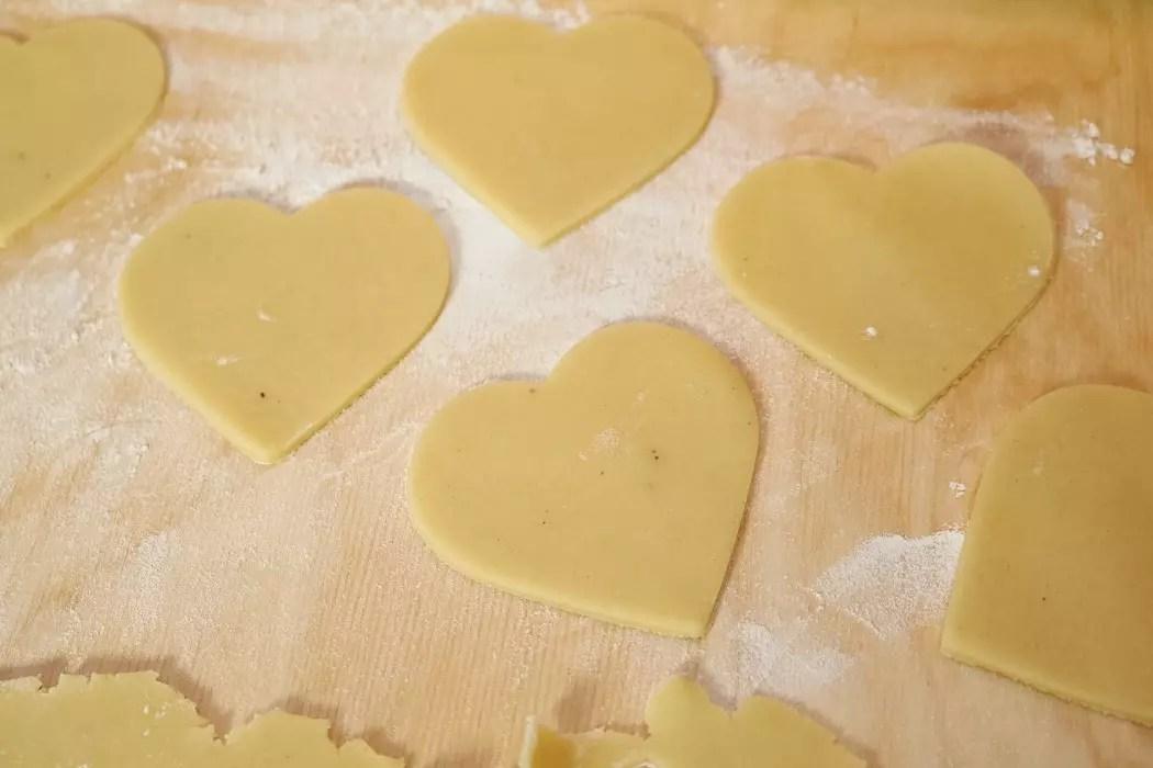 Alla hjärtans dag pajer