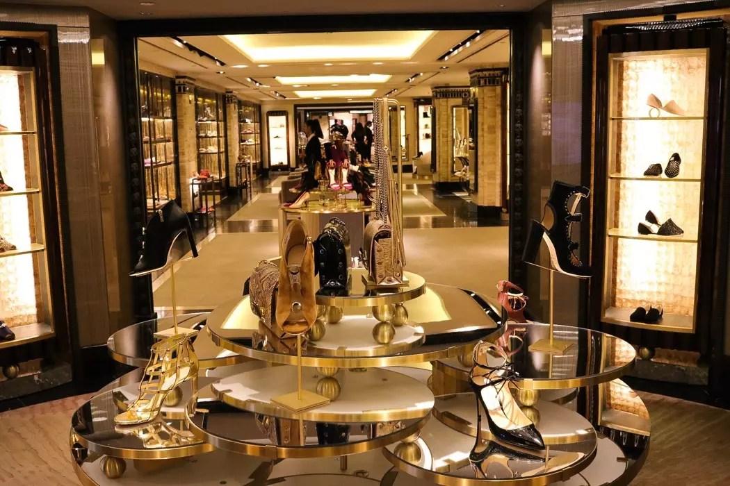 Shopping i London