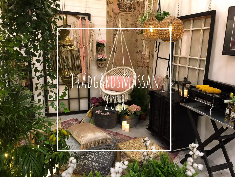 Trädgårdsmässan 2018