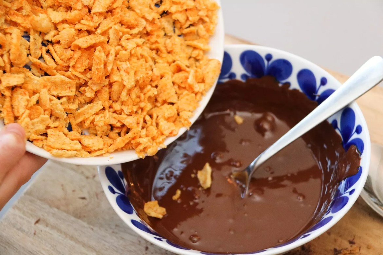 Chocolate Chips Bites