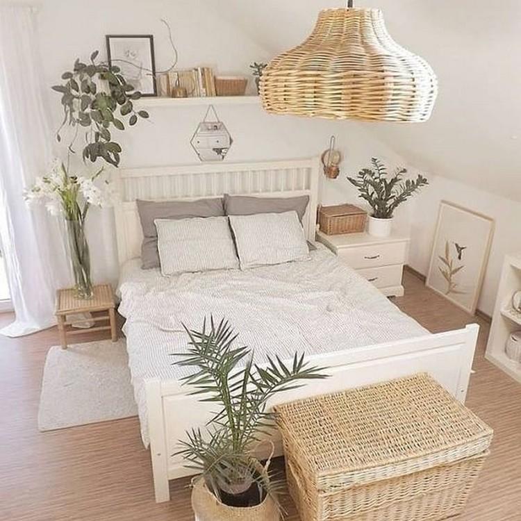 100+ Modern Bohemian Bedrooms & Home Interior Decor Ideas ... on Modern Bohemian Bedroom Decor  id=22194