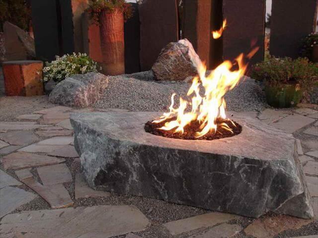 10 Diy Easy Fire Pit Design Ideas