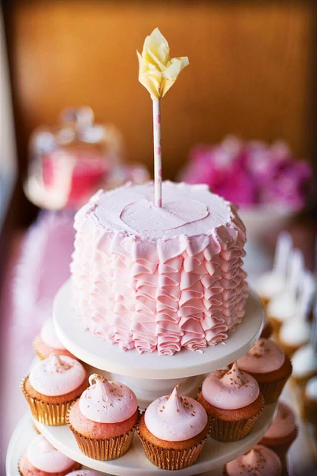 6 Diy Birthday Cakes For Little Girl S