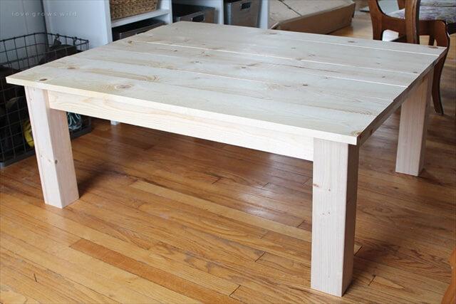 13 DIY Coffee Table Ideas DIY To Make