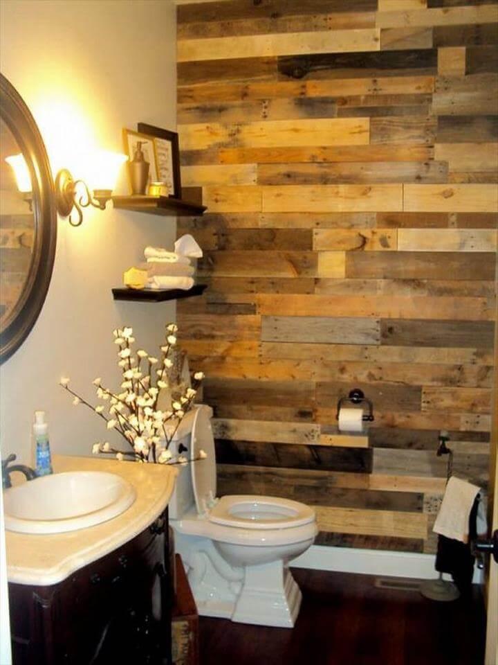 Wall Bathroom Mason Decor Jar