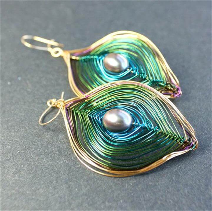 27 Free Wire Wrap Jewelry Tutorials DIY To Make