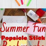 Crafts With Popsicle Sticks Creative Unique Ideas Diy To