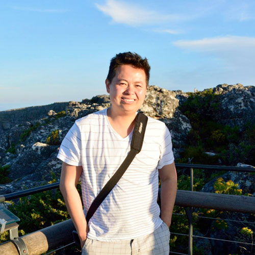 Charles Huang, Producer / Primary Host