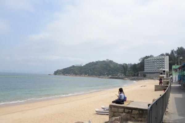 Tung Wan Beach in Cheung Chau