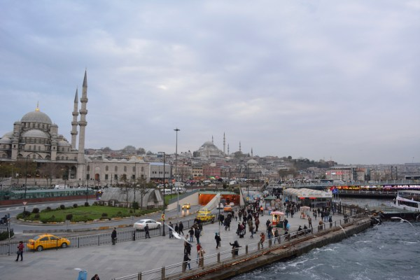 Eminönü Pier and Ferryboat Dock Terminal