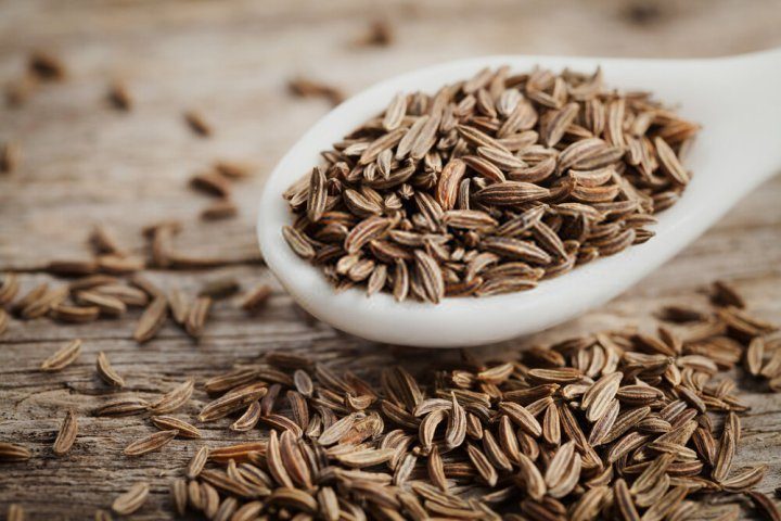 Cumin Seeds For Moles Removal