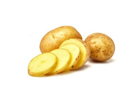 Potato For brown Spots