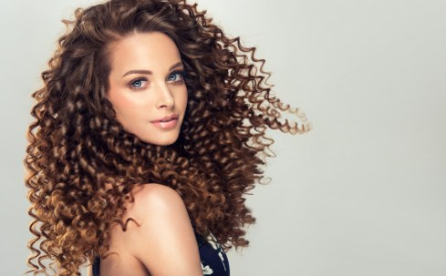 Thick Curly Hair Hairstyle Ideas