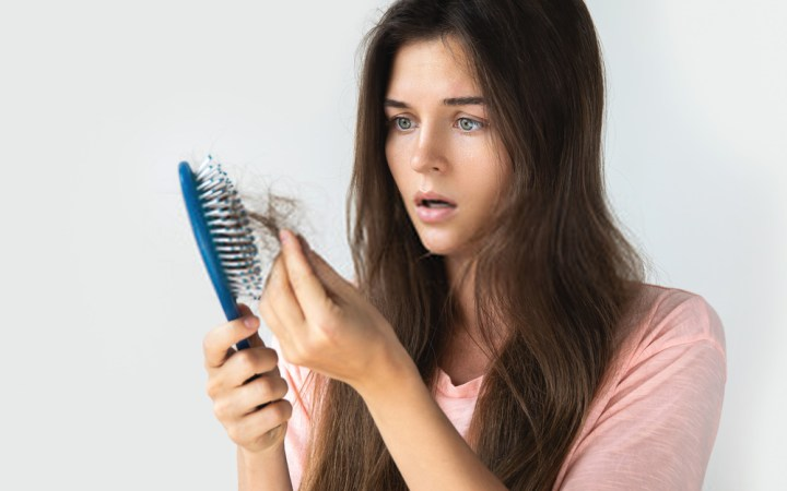 Hair Fall Reasons in Female