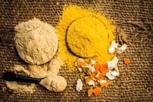 Treating Cheeks Pimples Using Orange Peel