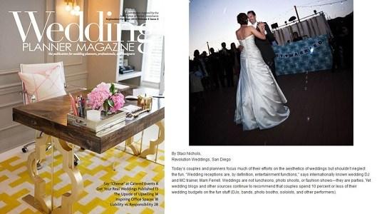 DIY Wedding DJ - Wedding Planner Magazine