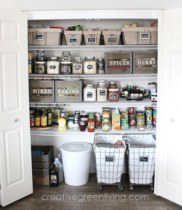 How to keep your kitchen clean and organized
