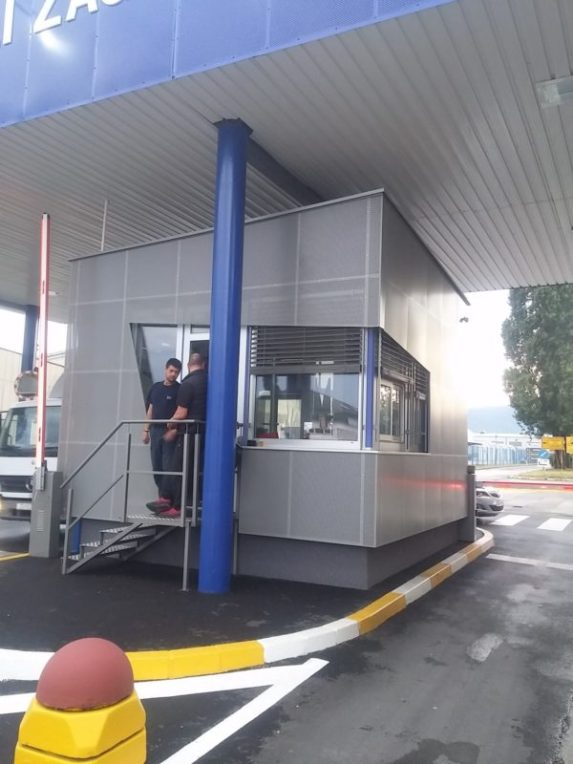 Kućica Robni terminali Jankomir