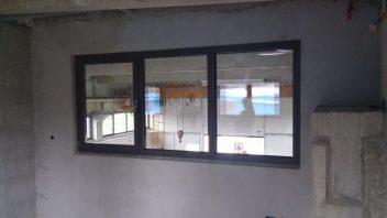 Sala za sastanke s pogledom na pogon