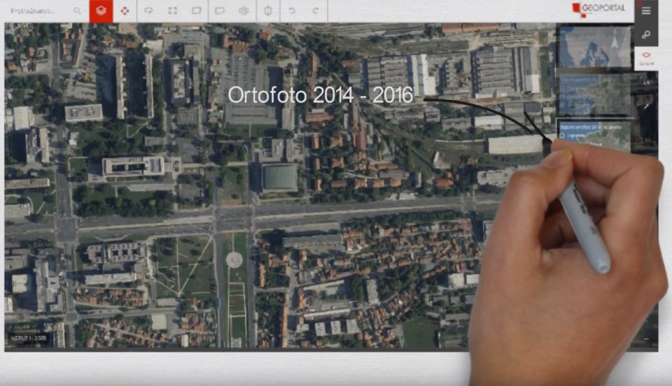 ortofoto 2014 do 2016