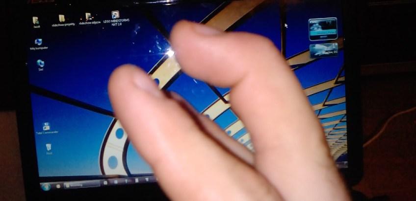 palec-grzebalec