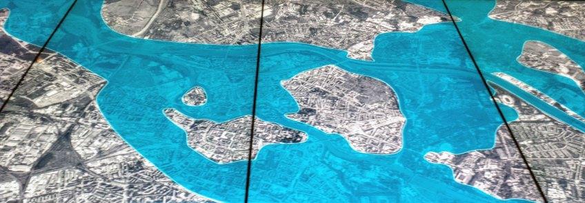 Hydropolis - interaktywna mapa Wrocławia