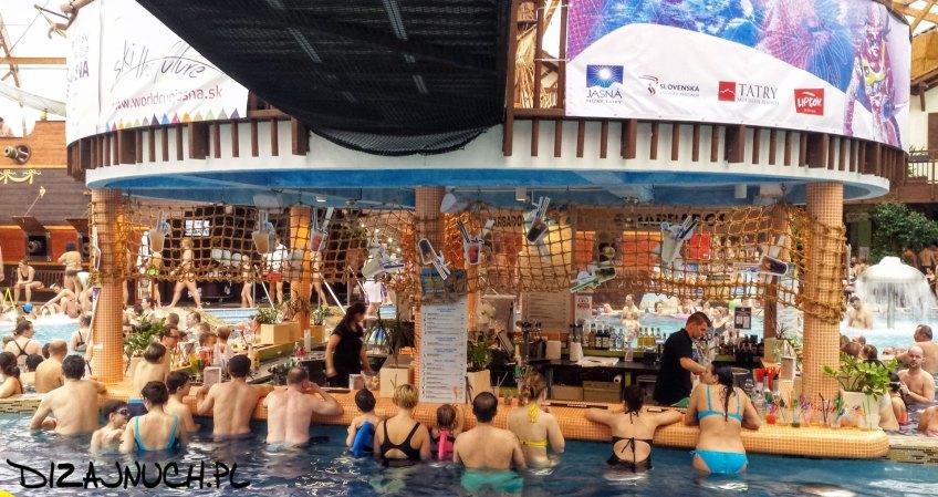 Tatralandia bar